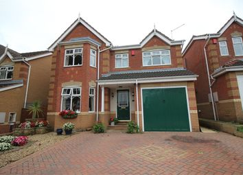 Thumbnail 4 bed detached house for sale in Discovery Way, Maltby, Rotherham, South Yorkshire, UK
