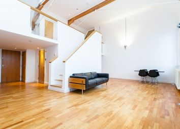 Thumbnail 1 bed duplex to rent in Lansdowne Drive, Hackney