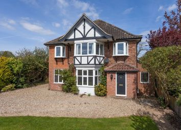 Thumbnail 5 bed detached house for sale in Keswick Road, Cringleford, Norwich