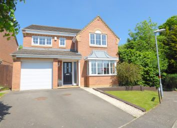 Thumbnail 4 bed detached house for sale in Middlewich Close, Daventry