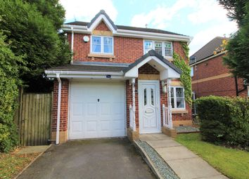 Thumbnail 3 bed detached house for sale in Northwold Drive, Manchester