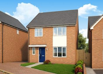 "Thumbnail 4 bed property for sale in ""The Alpine At Kings Park, Corby"" at Gainsborough Road, Corby"