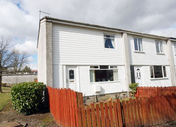 Thumbnail 2 bed end terrace house for sale in Mallard Terrace, Greenhills, East Kilbride