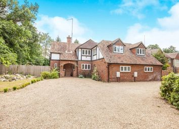 Thumbnail 5 bed property to rent in Norfolk Farm Road, Pyrford, Woking