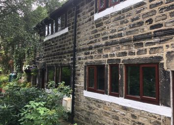 Thumbnail 3 bed cottage to rent in Hollins, Hebden Bridge