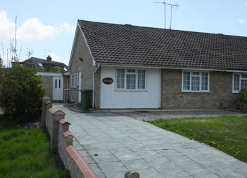 Thumbnail 2 bed bungalow to rent in Harrisons Lane, Ringmer