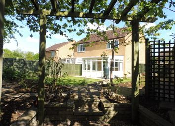 Thumbnail 3 bed semi-detached house for sale in Plover Close, Oakham