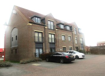Thumbnail 2 bed flat for sale in Heritage Way, Gosport, Hampshire