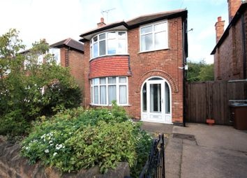 Thumbnail 3 bed detached house for sale in Seaford Avenue, Nottingham, Nottinghamshire