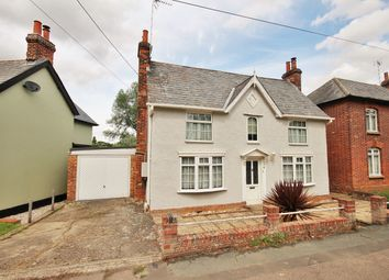 4 bed detached house for sale in Church Road, Great Yeldham, Halstead CO9