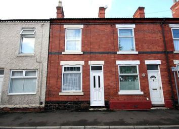 Thumbnail 2 bed terraced house for sale in Imperial Road, Beeston, Nottingham