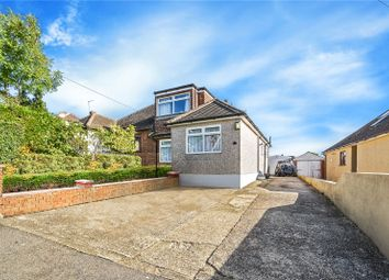 Thumbnail 3 bed bungalow for sale in Coombfield Drive, Dartford, Kent