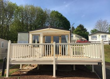Thumbnail 3 bed mobile/park home for sale in Dawlish Warren, Dawlish