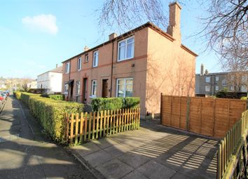 Thumbnail 2 bed flat for sale in Featherhall Avenue, Edinburgh