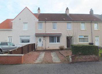 Thumbnail 3 bed terraced house to rent in Glenmore Avenue, Bellshill