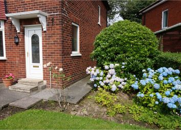 Thumbnail 3 bed semi-detached house for sale in Russell Avenue, Preston