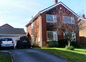 Thumbnail 4 bed detached house for sale in Slessor Avenue, West Kirby, Wirral