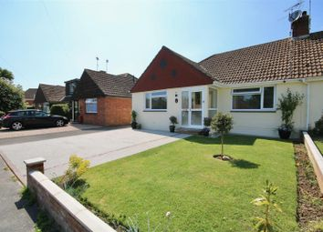 Thumbnail 4 bed semi-detached bungalow for sale in Littlepark Avenue, Bedhampton, Havant