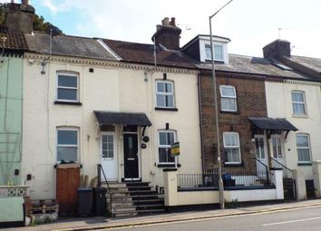 Thumbnail 2 bed terraced house for sale in Tower Hamlets Road, Dover, Kent, .