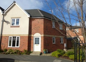Thumbnail 3 bed property to rent in Caroline Court, Burton-On-Trent