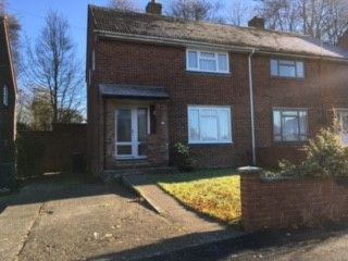 Thumbnail 4 bedroom semi-detached house to rent in Longfield Road, Winnall, Winchester, Hampshire