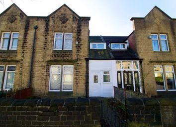 Thumbnail 4 bed terraced house for sale in Virginia Road, Huddersfield