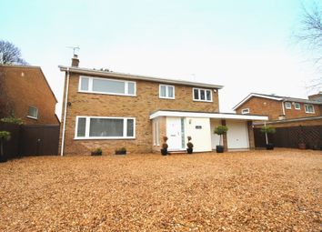 Thumbnail 5 bed detached house for sale in Peakirk Road, Deeping Gate, Peterborough