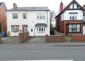 Thumbnail 2 bed semi-detached house for sale in Warrington Road, Glazebury, Warrington