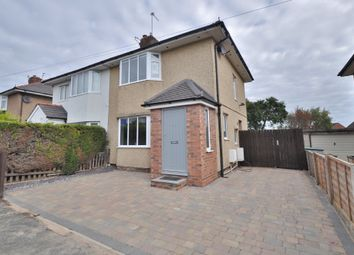 Thumbnail 2 bed semi-detached house for sale in Gorsehill Road, Heswall, Wirral