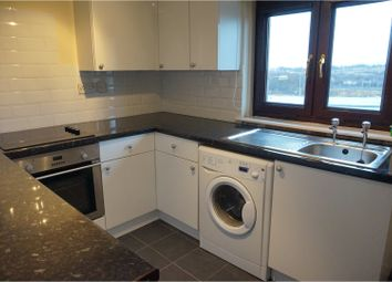 Thumbnail 2 bed flat to rent in 33 Ashvale Crescent, Glasgow