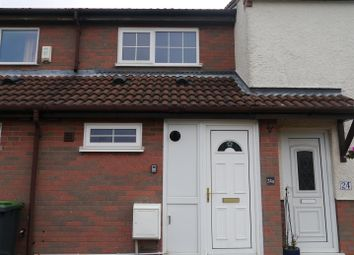 Thumbnail 1 bed town house for sale in Ash Crescent, Nuthall, Nottingham