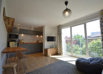 Thumbnail 1 bed flat to rent in Rogers Court, Premiere Place, London