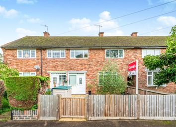 Thumbnail 3 bed terraced house for sale in Taynton Drive, Merstham, Redhill