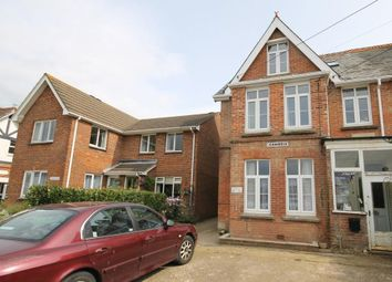 Thumbnail 2 bed flat to rent in Cambria, Colwell Road, Totland Bay