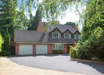 Thumbnail 5 bed detached house for sale in Hornton Close, Little Aston, Sutton Coldfield