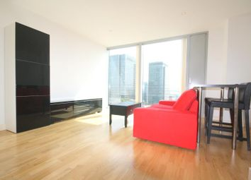Thumbnail 2 bed flat to rent in Landmark, Canary Wharf