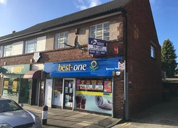 Thumbnail Retail premises to let in 371 Benton Road, Longbenton, Newcastle Upon Tyne, Tyne & Wear