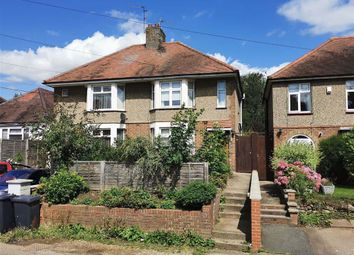 Thumbnail 3 bed semi-detached house for sale in Brington Road, Long Buckby, Northampton