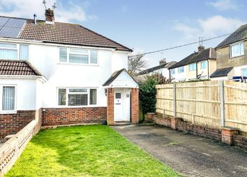 Dunstall Avenue, Burgess Hill RH15. 2 bed semi-detached house for sale