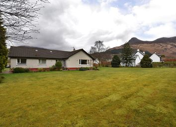 Thumbnail 5 bedroom detached bungalow for sale in Glencoe, Ballachulish