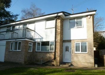Thumbnail 4 bed semi-detached house for sale in Knoll Crescent, Northwood