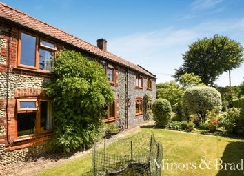 Thumbnail 4 bed cottage for sale in Stubb Road, Hickling, Norwich