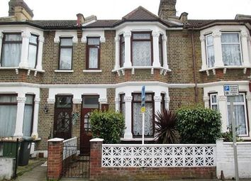 Thumbnail 3 bed terraced house for sale in Byron Avenue, London
