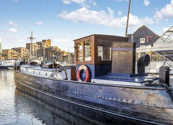 Thumbnail 1 bed houseboat for sale in St Katharine Docks, London