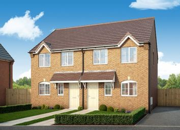 "Thumbnail 3 bed property for sale in ""The Maple At Porthouse Rise, Bromyard, Hereford"" at Porthouse Industrial Estate, Bromyard"