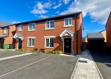 Thumbnail 3 bed property to rent in Samuel Armstrong Way, Crewe
