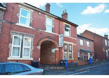 Thumbnail 5 bed semi-detached house to rent in Radbourne Street, Derby