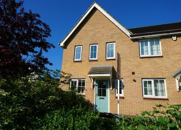 Thumbnail 3 bedroom end terrace house for sale in Cleves Road, Haverhill