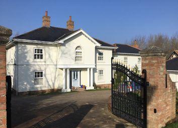 5 bed detached house for sale in Wellington Drive, Wynyard, Billingham TS22