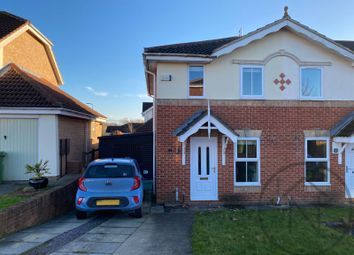 Thumbnail 2 bed end terrace house for sale in Epsom Court, Newton Aycliffe